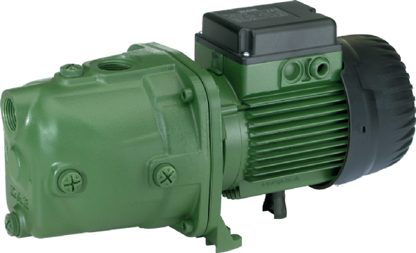 DAB JET 112T Cast Iron Self Priming Pump